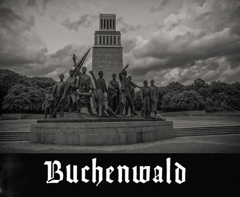 Мемориальный ансамбль «Бухенвальд»