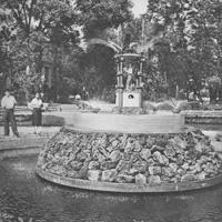 Фонтаны и бассейны. Тарасова Е.А., Толстой И.А. 1964