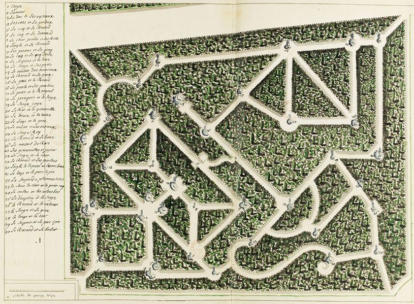 Версальский лабиринт