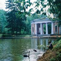 Садово-парковые ансамбли Украины