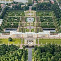 Регулярные сады петровского времени. Эволюция регулярного стиля и позднее барокко середины XVIII века