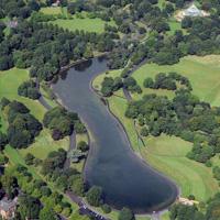 Сефтон-парк в Ливерпуле. Sefton Park. Liverpool