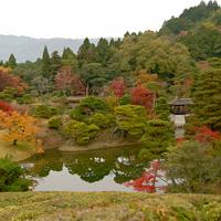 Ансамбль императорской виллы Сюгакуин в Киото
