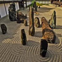 Сады монастыря Тофукудзи в Киото