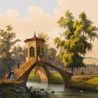 Ансамбль Александровского парка Царского Села