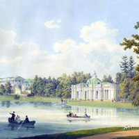 Дворцово-парковый комплекс Царского Села