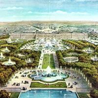 Версаль. Parc de Versailles