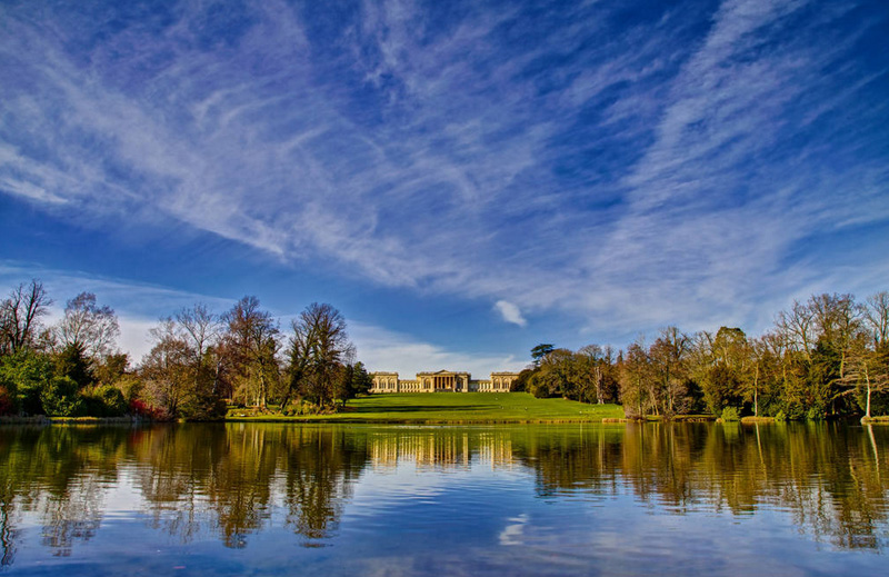Парк Стоу. Stowe Landscape Gardens