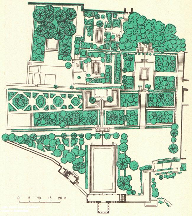Главного входа в Альгамбре