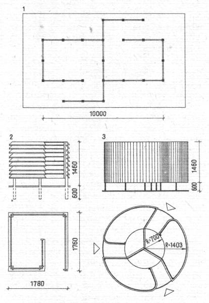Пляжные кабинки для переодевания размеры фото 476-715