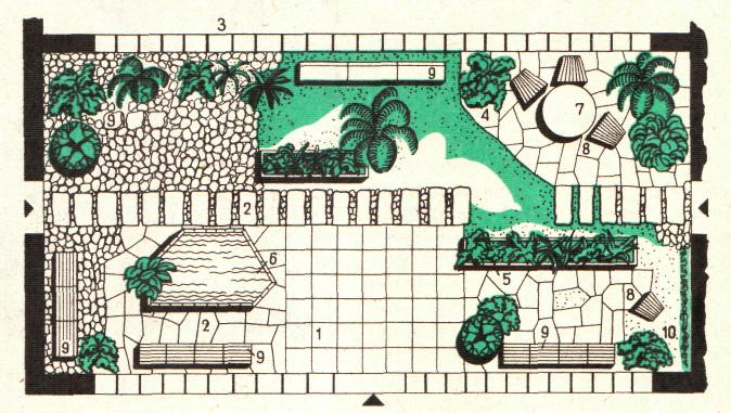 Зимние сады | Ландшафтная