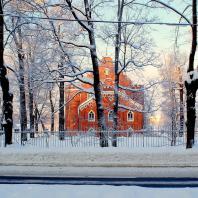 Царское Село. Екатерининский парк. Адмиралтейство. Фото: tsarselo.ru