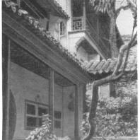 4. Сад при доме на юге Китая