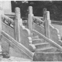 36. Мраморная сборная балюстрада в парке Бэйхай, Пекин