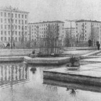 Бассейн в 10-м квартале Юго-западного района. Москва