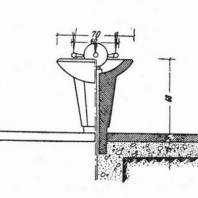 Схема питьевого фонтана