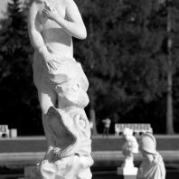 Царское Село. Екатерининский парк. Скульптура «Андромеда». Фото: tsarselo.ru