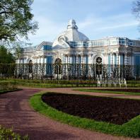 Царское Село. Екатерининский парк. Грот. Фото: tsarselo.ru