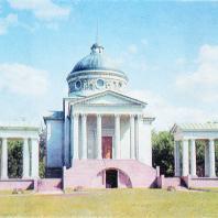 Архангельское. Павильон в парке