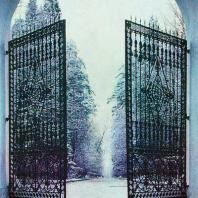 Архангельское. Ворота въездной арки