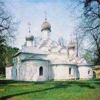 Архангельское. Храм Архангела Михаила