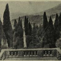 Вилла д'Эсте (Италия). Лоджия