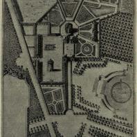 Версаль. «Менажри (зверинец) после реконструкции. Арх. Ж.А. Мансар (1698—1703)