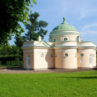 Царское Село. Екатерининский парк. Нижняя ванна. Фото: tsarselo.ru