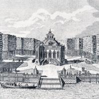Эрмитаж в имении Бестужевых-Рюминых на Каменном острове