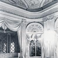 Гатчина. Роскошные интерьеры «Березового домика», замаскированного под штабеля дров