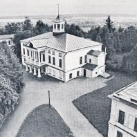 Музей-усадьба Н.А. Некрасова Карабиха под Ярославлем