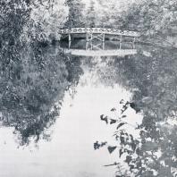 Мемориальная усадьба Болдино. Горбатый мост