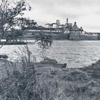 Соловецкие острова. У крепостных стен монастыря