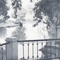 Лефортово. Нижний пруд