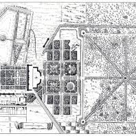 План Царского Села (1766—1768 гг.)