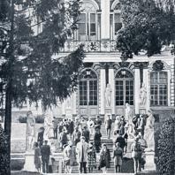 Екатерининский дворец. Парадная лестница