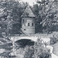 Павловск. Пиль-башня