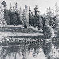 На берегу р. Славянки