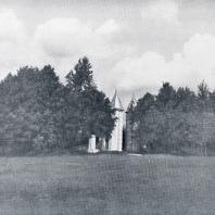 Полотняный завод. Ворота в парк