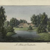 Le Palais de Constantin