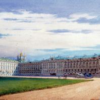 Екатерининский дворец. Луиджи Премацци